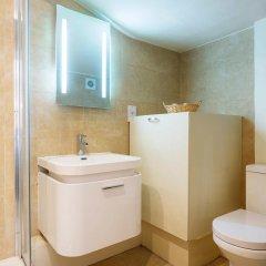 Отель Kensington Bloom Великобритания, Лондон - отзывы, цены и фото номеров - забронировать отель Kensington Bloom онлайн ванная