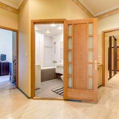 Апартаменты СТН Апартаменты на Караванной Студия с разными типами кроватей фото 14