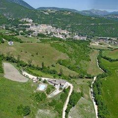 Отель Valle Tezze Италия, Каша - отзывы, цены и фото номеров - забронировать отель Valle Tezze онлайн приотельная территория фото 2