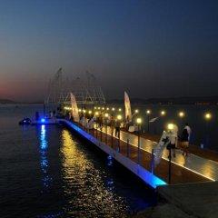 Van Sahmaran Hotel Турция, Эдремит - отзывы, цены и фото номеров - забронировать отель Van Sahmaran Hotel онлайн пляж фото 2