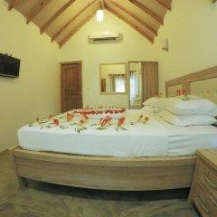 Отель Holiday Cottage Мальдивы, Северный атолл Мале - отзывы, цены и фото номеров - забронировать отель Holiday Cottage онлайн комната для гостей фото 4