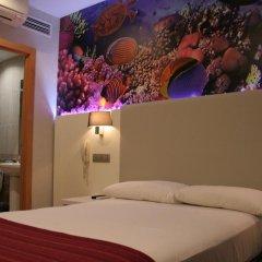 Отель Hostal Boqueria Стандартный номер с двуспальной кроватью фото 15