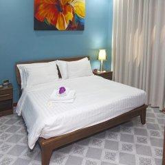 Pattaya Garden Apartments Boutique Hotel 3* Стандартный номер с различными типами кроватей фото 3