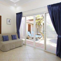 Отель Villa Tortuga Pattaya 4* Вилла Делюкс с различными типами кроватей фото 20