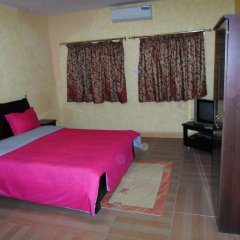 Holiday Hotel in Nouakchott, Mauritania from 108$, photos, reviews - zenhotels.com guestroom photo 3
