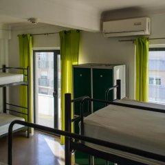 Hans Brinker Hostel Lisbon Стандартный номер с различными типами кроватей фото 2