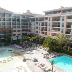 Отель Cannes Beach 514 бассейн