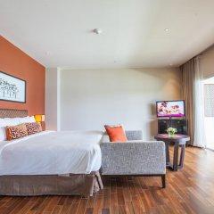 Отель Crowne Plaza Phuket Panwa Beach 5* Стандартный номер с двуспальной кроватью фото 4
