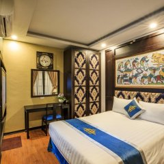 Sapa Mimosa Hotel 2* Стандартный номер с различными типами кроватей фото 4