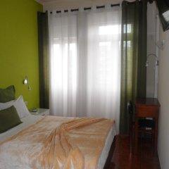 Hotel Paulista 2* Стандартный номер двуспальная кровать фото 9