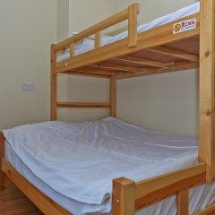 Gesa International Youth Hostel Стандартный семейный номер с различными типами кроватей фото 4