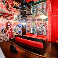 Reina Roja Hotel - Adults Only 3* Стандартный номер с различными типами кроватей фото 8