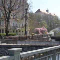 Отель Jurincom apartments Чехия, Карловы Вары - отзывы, цены и фото номеров - забронировать отель Jurincom apartments онлайн приотельная территория