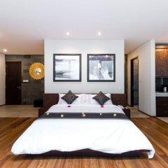 Отель Aleesha Villas 3* Вилла Делюкс с различными типами кроватей фото 11