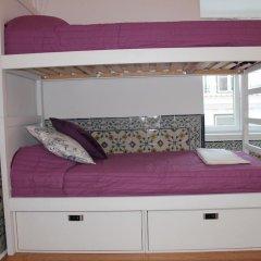 Lost Inn Lisbon Hostel Кровать в общем номере фото 3