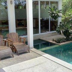 Отель Coco Palm Beach Resort 3* Вилла с различными типами кроватей фото 9