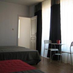 Отель Coral Болгария, Поморие - отзывы, цены и фото номеров - забронировать отель Coral онлайн комната для гостей фото 4