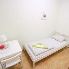 Гостиница Андрон на Площади Ильича Стандартный номер разные типы кроватей фото 10