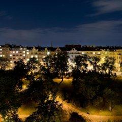 Отель Residence La Fenice Прага приотельная территория фото 2