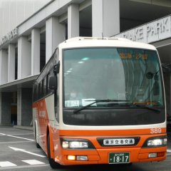 Tokyo Bay Ariake Washington Hotel городской автобус