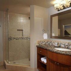 Отель Hilton Grand Vacations on the Las Vegas Strip 4* Студия с двуспальной кроватью фото 4