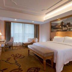 Отель Vienna Shenzhen Xiashuijing Subway Station Шэньчжэнь комната для гостей фото 4