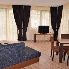 Отель Millennium ApartHotel Болгария, Свети Влас - отзывы, цены и фото номеров - забронировать отель Millennium ApartHotel онлайн комната для гостей фото 4