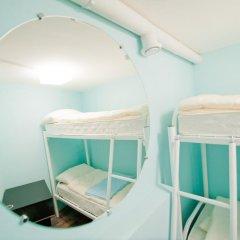 Cinema Hostel Кровать в общем номере с двухъярусной кроватью фото 5