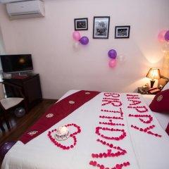 Hanoi Central Park Hotel 3* Улучшенный номер с различными типами кроватей фото 3