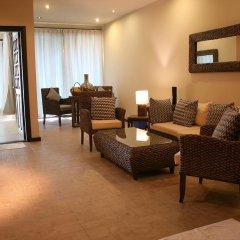 Отель Kihaad Maldives 5* Люкс с различными типами кроватей фото 9