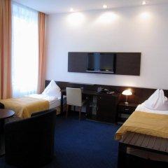 Отель Royal Plaza 3* Стандартный номер с различными типами кроватей фото 8