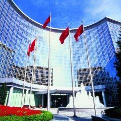 Отель Grand Hyatt Beijing 5* Гостевой номер с различными типами кроватей фото 2