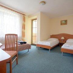 Отель Willa Park Закопане комната для гостей фото 2