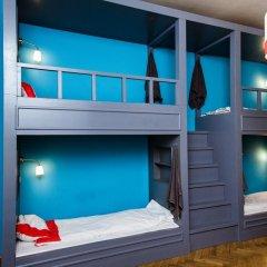 Best Choice Hostel Кровать в общем номере с двухъярусной кроватью фото 7