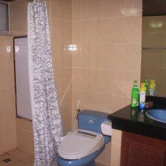 Отель Sky Beach Condominium ванная