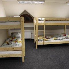 John Galt Hostel Brno Кровать в общем номере фото 2