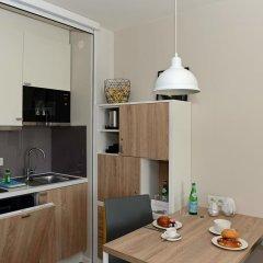 Отель Frederics München City Schwabing Апартаменты Премиум с различными типами кроватей