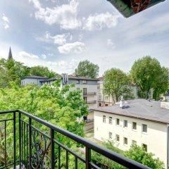 Отель Dom & House - Apartamenty Patio Mare балкон