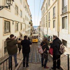 Отель Palácio Camões - Lisbon Serviced Apartments Португалия, Лиссабон - отзывы, цены и фото номеров - забронировать отель Palácio Camões - Lisbon Serviced Apartments онлайн фото 15