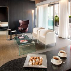 Hotel Glam Milano 4* Люкс с различными типами кроватей фото 2