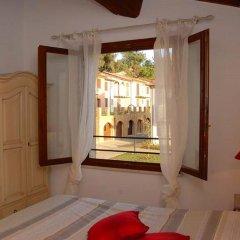 Отель Borgo Renaio Гуардисталло комната для гостей фото 4
