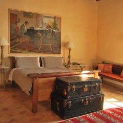 Отель Il Castello di Tassara Сан-Мартино-Сиккомарио комната для гостей фото 2