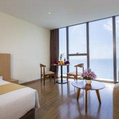 Отель StarCity Nha Trang 4* Студия с различными типами кроватей фото 8