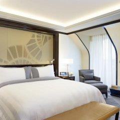 Hotel The Peninsula Paris 5* Люкс с различными типами кроватей