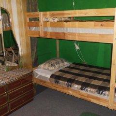 Хостел Камелия Кровать в общем номере двухъярусные кровати фото 16