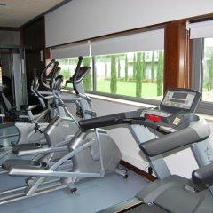 Hotel Quinta da Cruz & SPA фитнесс-зал
