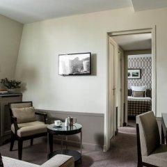 Hotel Aiglon 4* Люкс с различными типами кроватей фото 7