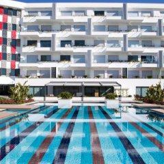 Seki Турция, Сиде - отзывы, цены и фото номеров - забронировать отель Seki онлайн бассейн