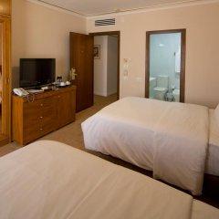 Отель Amman International 4* Люкс с различными типами кроватей фото 7