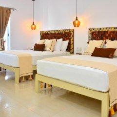 Unic Design Hotel 3* Номер Делюкс с различными типами кроватей фото 4